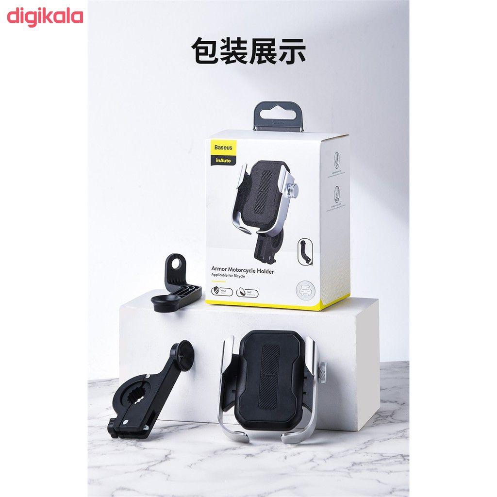 پایه نگهدارنده گوشی موبایل باسئوس مدل SUKJA  main 1 9