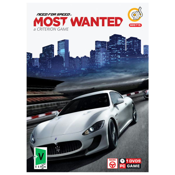 بازی Need For Speed Most Wanted 2 مخصوص PC نشر گردو