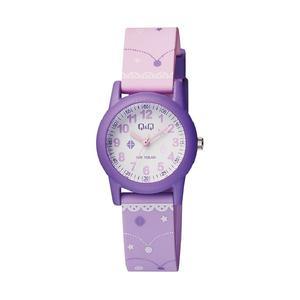 ساعت مچی عقربه ای دخترانه کیو اند کیو مدل vr99j006y