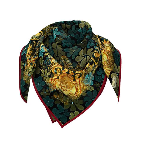 روسری زنانه بلالوک کد 035