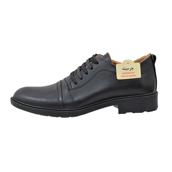 کفش مردانه چرمینه کد 103