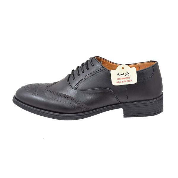 کفش مردانه چرمینه کد 341