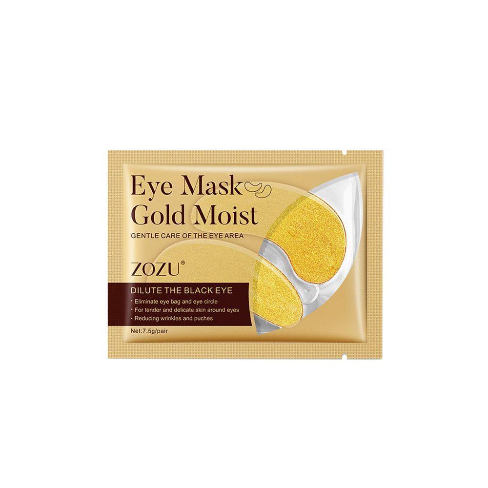 ماسک زیر چشم زوزو مدل Gold Moist وزن 8 گرم -  - 2