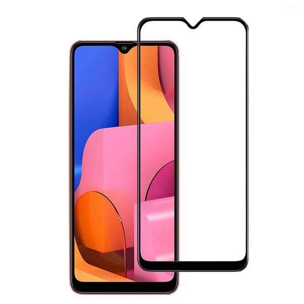 محافظ صفحه نمایش نیکسو مدل FG مناسب برای گوشی موبایل سامسونگ Galaxy A20s