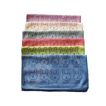 دستمال نظافت مدل رابیت بسته 6 عددی