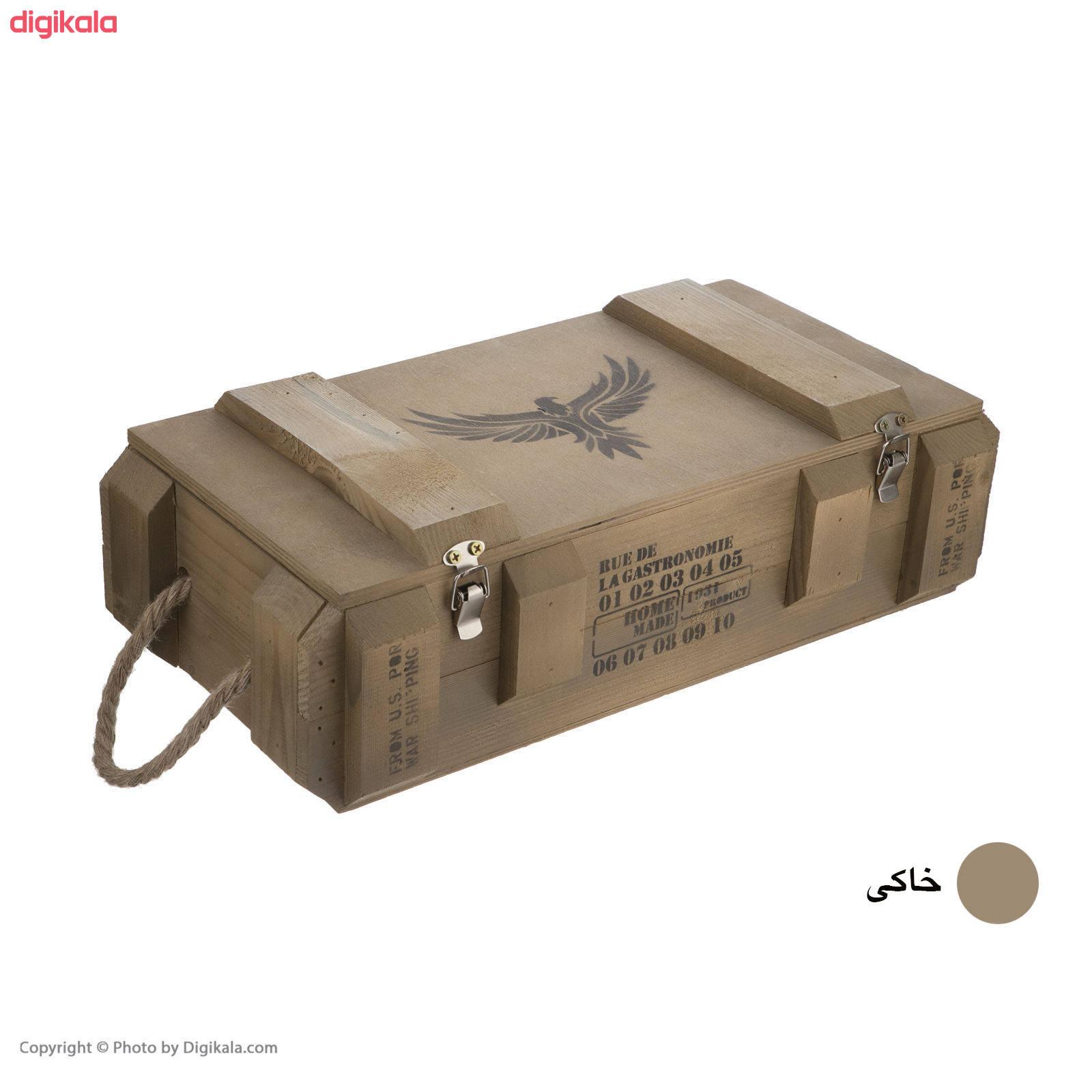 جعبه هدیه طرح جعبه مهمات مدل m33 main 1 2
