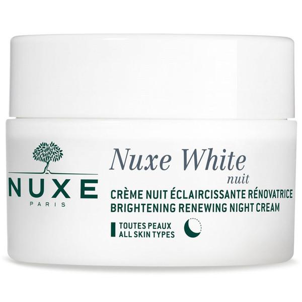 کرم ترمیم کننده شب نوکس سری Nuxe White حجم 50 میلی یتر