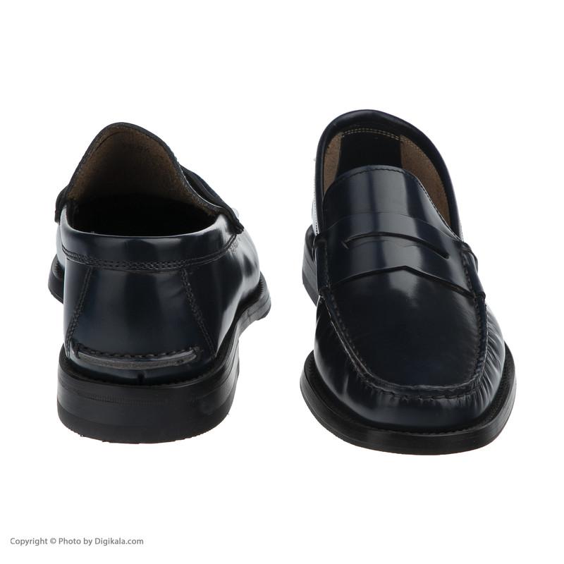 کفش روزمره مردانه جاس مدل 7006-Spozz BLU