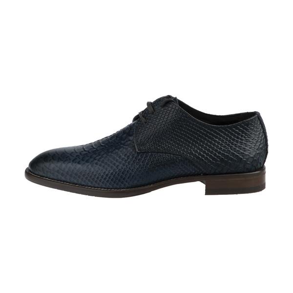 کفش مردانه جاس مدل 108-Stampato BLU