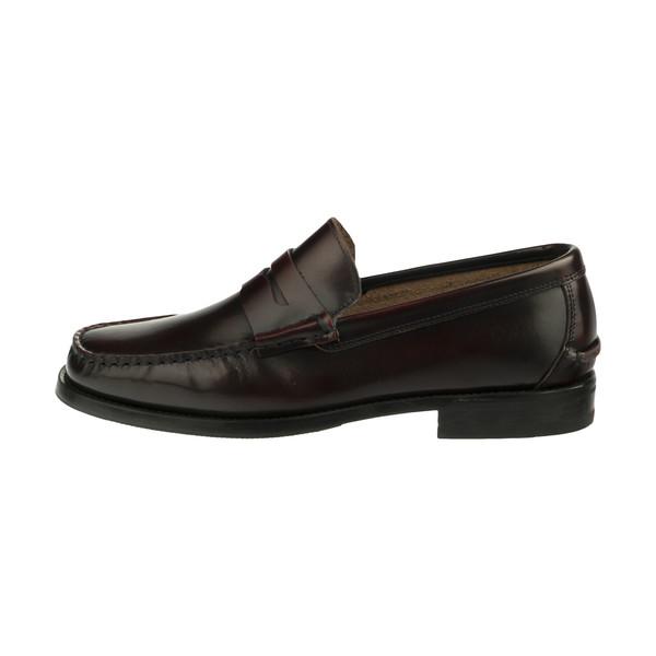 کفش روزمره مردانه جاس مدل 7006-Spazz Bordo
