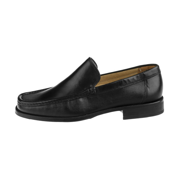 کفش روزمره مردانه جاس مدل 741-Nappa Nero