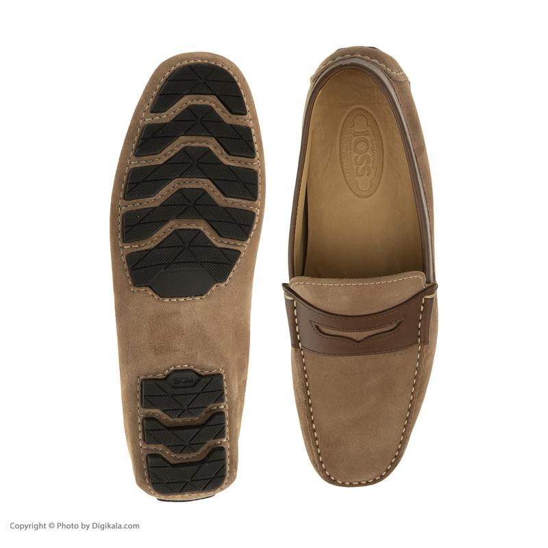 کفش روزمره مردانه جاس مدل 35101-Savana Havana Vit Marr