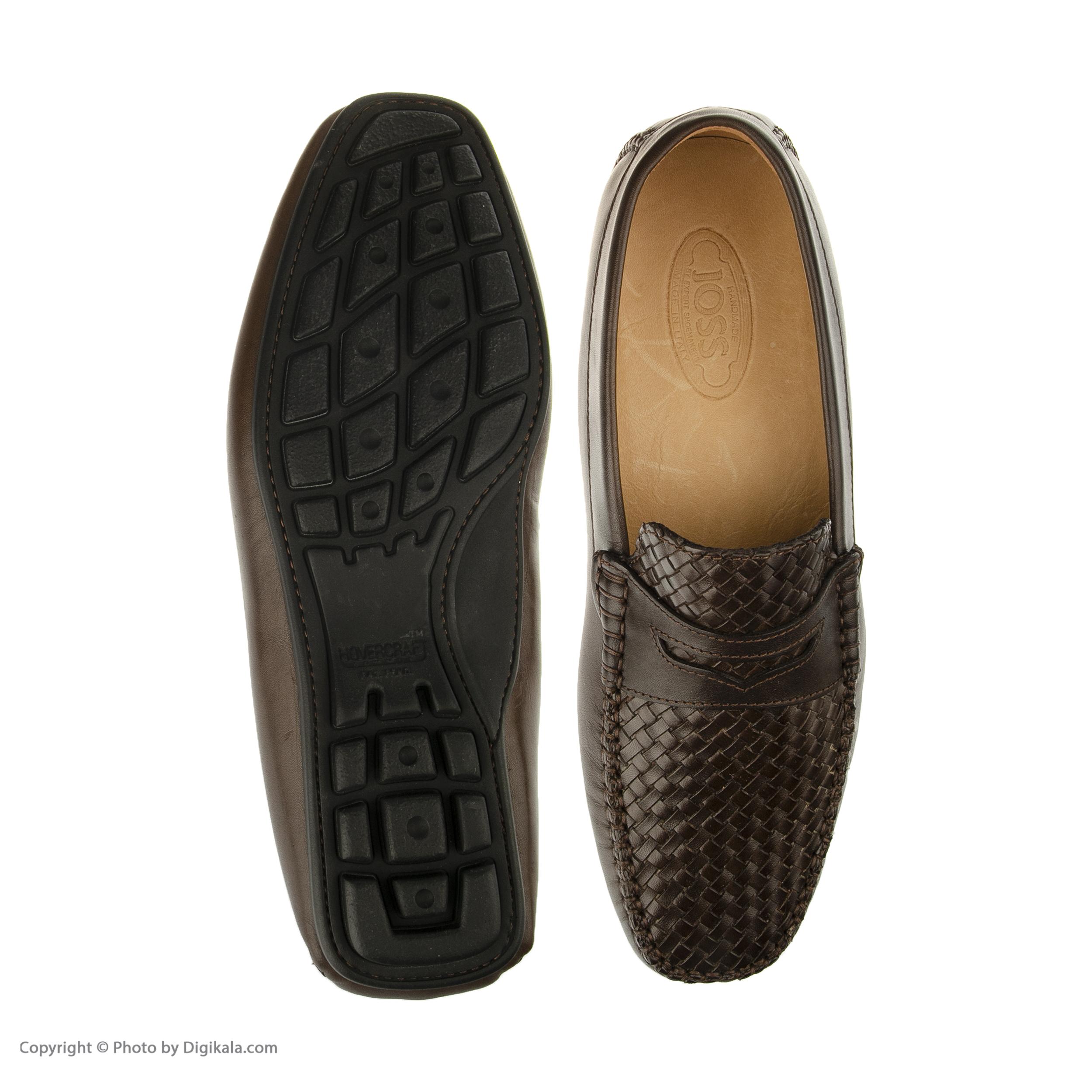 کفش روزمره مردانه جاس مدل 25101-Vitello TM