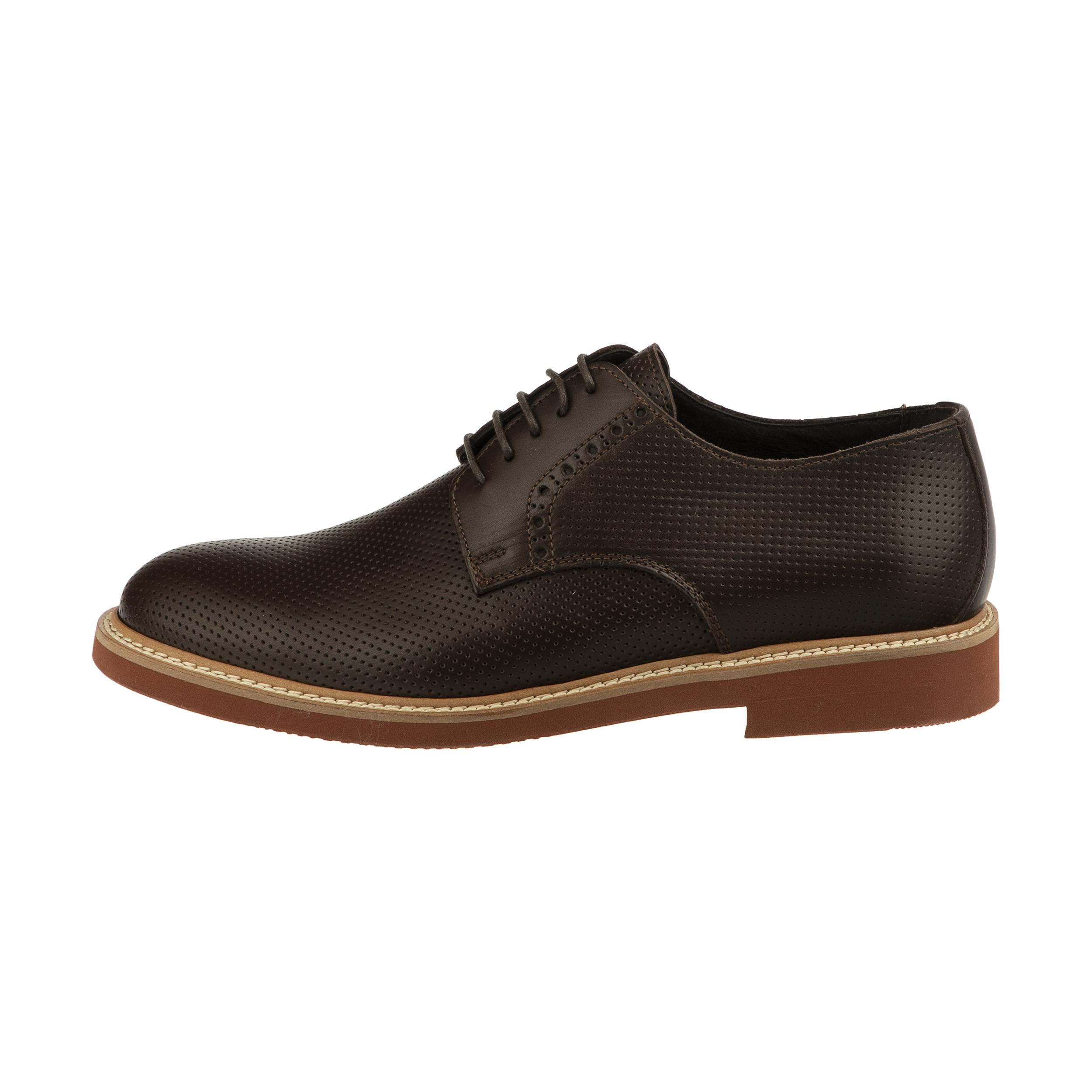 کفش روزمره مردانه جاس مدل 220-Vitello TM Forato
