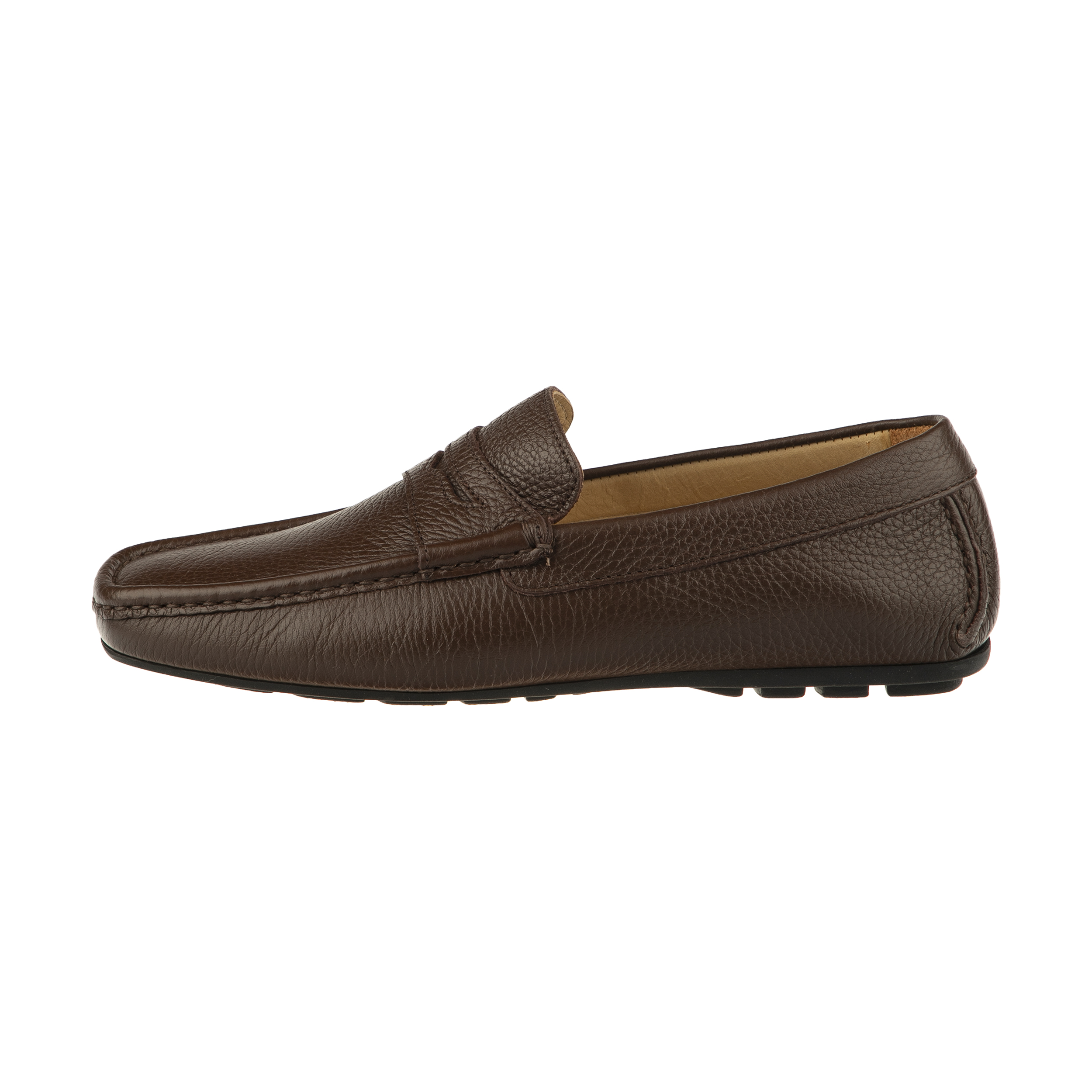 کفش روزمره مردانه جاس مدل 25101-Vit.Stampato Tabacco