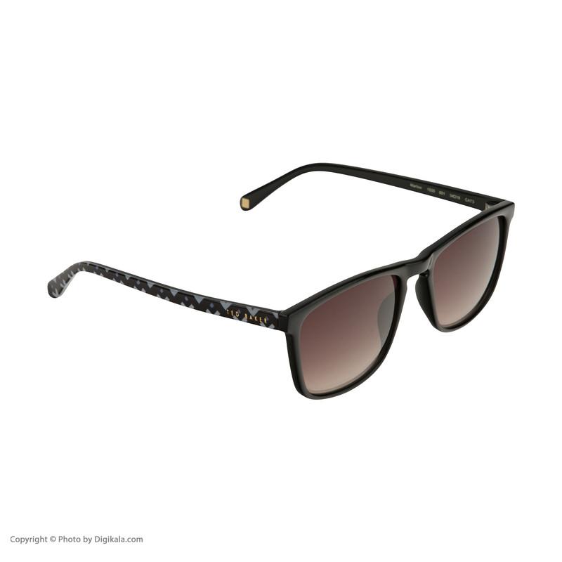 عینک آفتابی مردانه تد بیکر مدل TB 1535 OO1