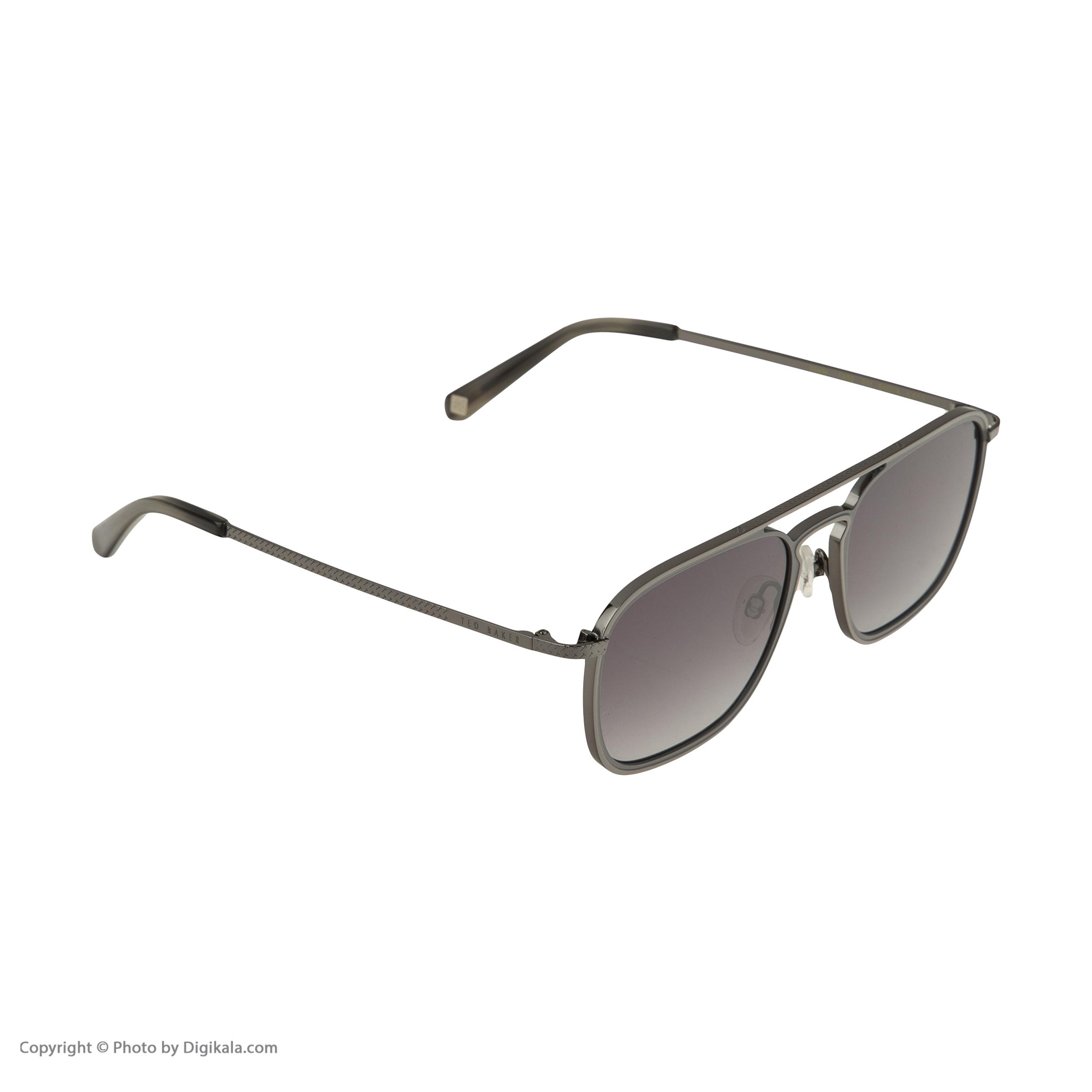 عینک آفتابی مردانه تد بیکر مدل TB 1552 911