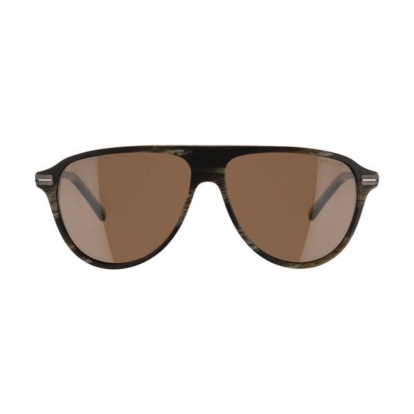 عینک آفتابی مردانه هکت لاندن مدل HSB 890 173