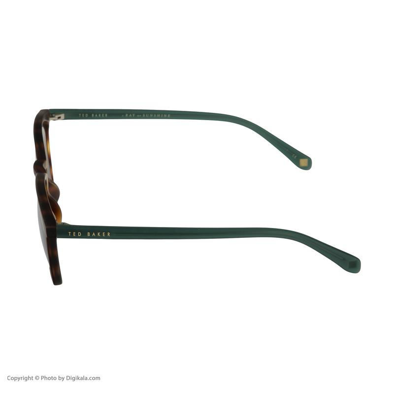 عینک آفتابی مردانه تد بیکر مدل TB 1536 122