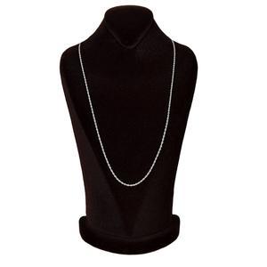 زنجیر نقره زنانهبازرگانی میلادی کد ZR_001