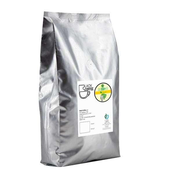 دانه قهوه برزیل بلک کافی - 1000گرم