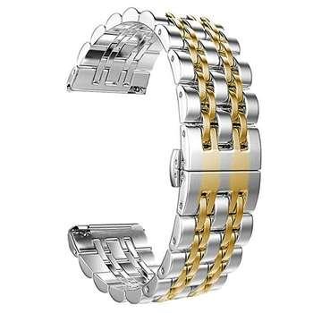 بند مدل XT-09 مناسب برای ساعت هوشمند سامسونگ مدل Galaxy Watch 46mm / Gear S3