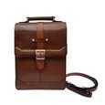 کیف دوشی مردانه چرم روژه مدل ES01A thumb 4
