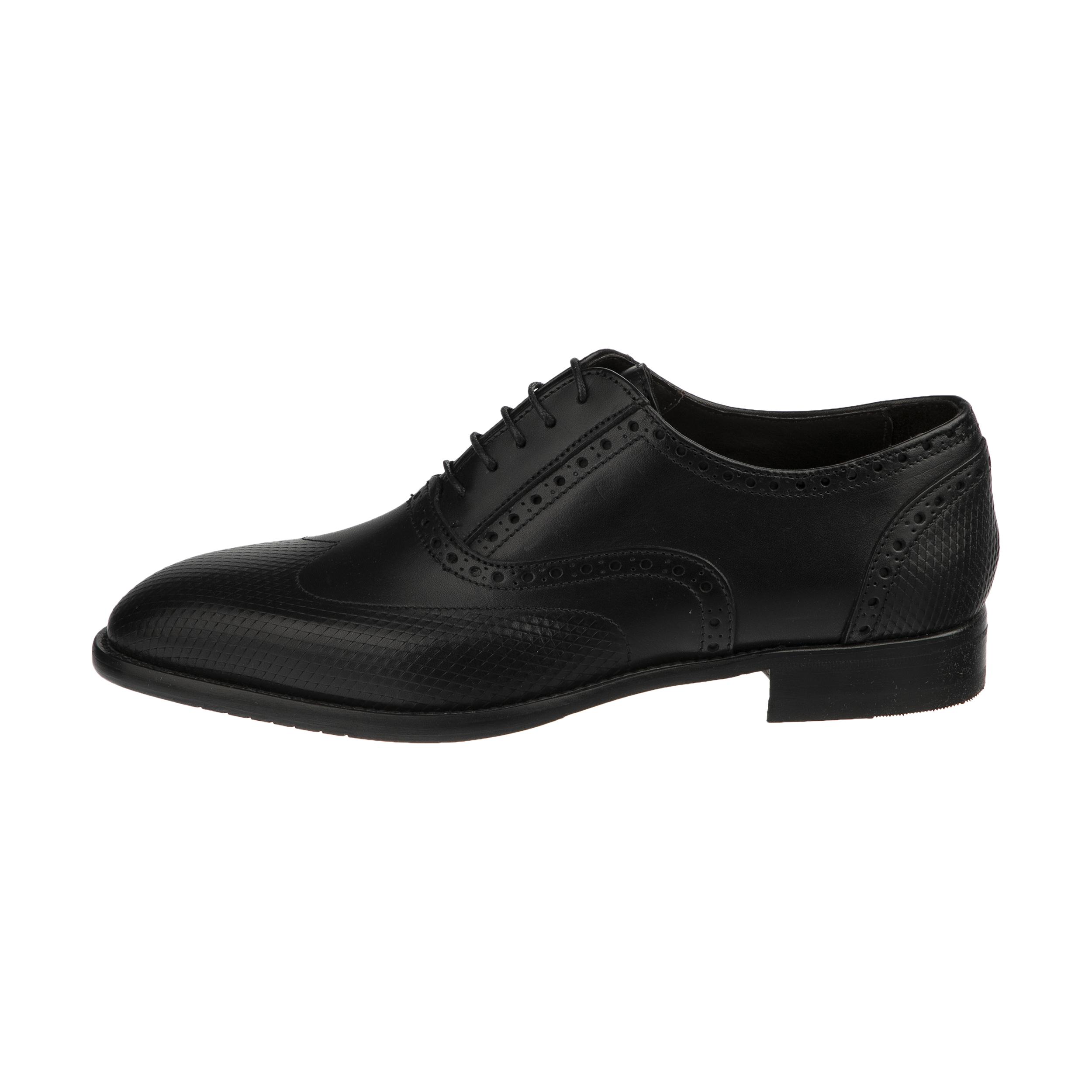 کفش مردانه جاس مدل 110-Vitello TM Stampa