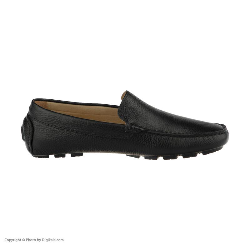 کفش روزمره مردانه جاس مدل 35102-Vit Stampato Nero