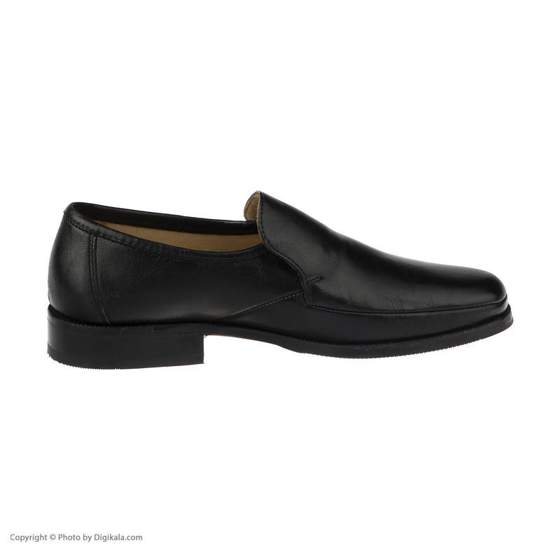 کفش روزمره مردانه جاس مدل 2091-Nappa Nero