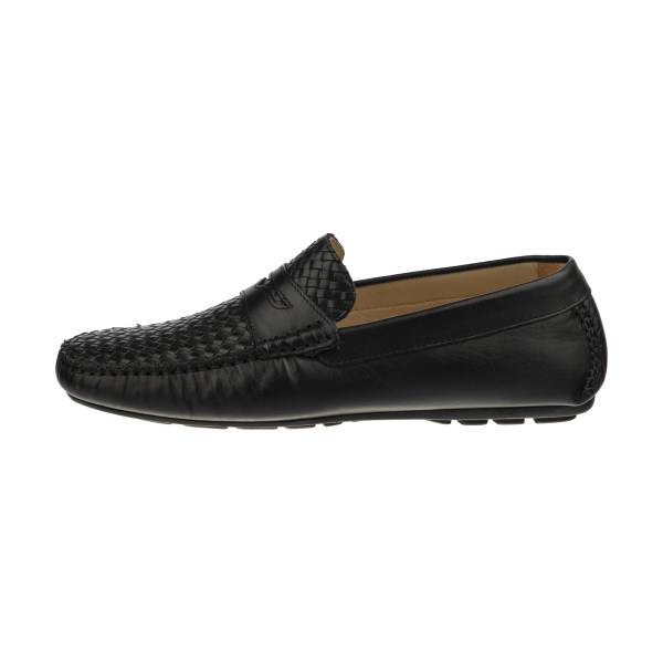 کفش روزمره مردانه جاس مدل 25101-Vitello Nero