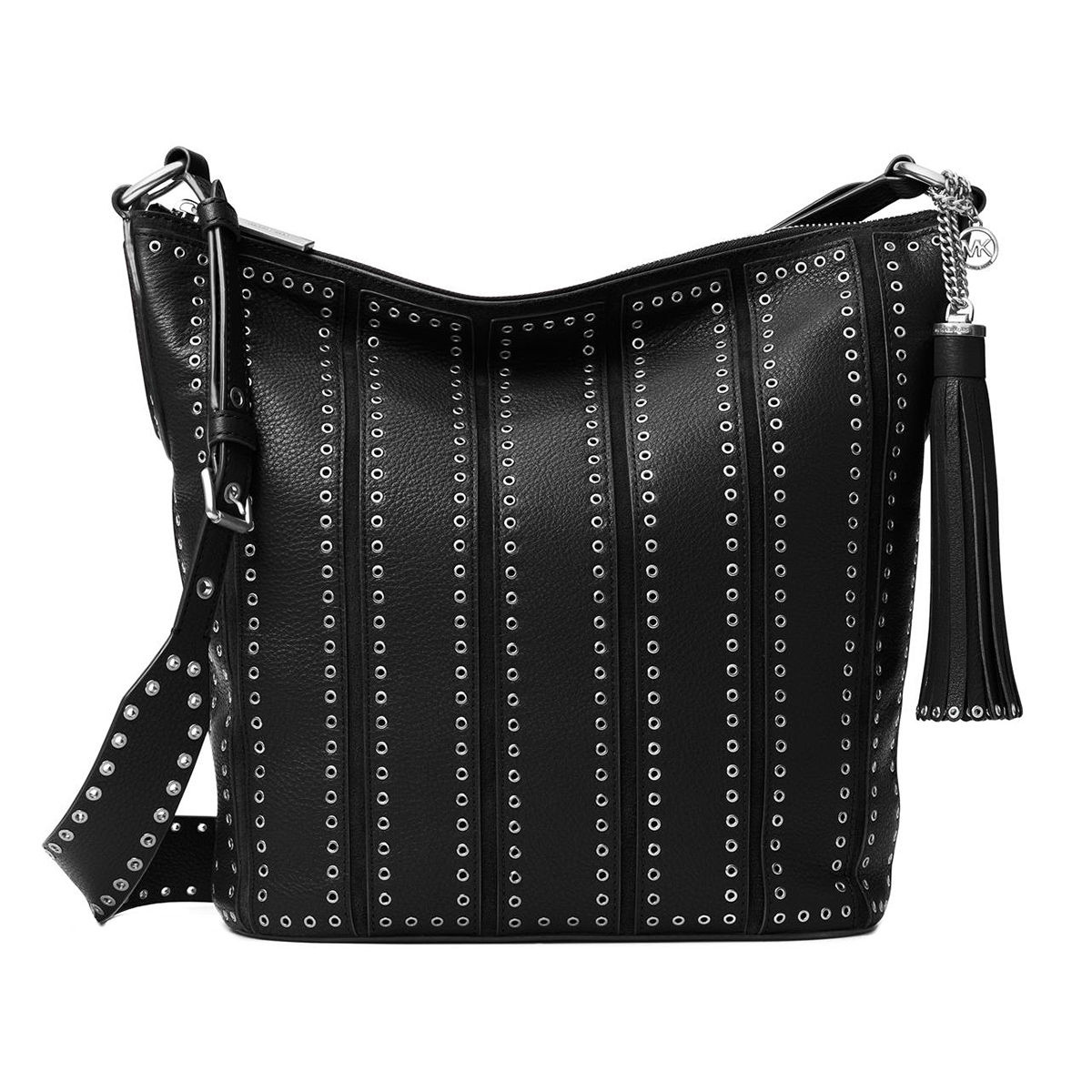 کیف دوشی زنانه مایکل کورس مدل Brooklyn Grommet