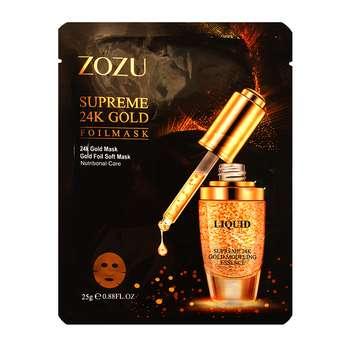 ماسک صورت زوزو مدل 24k Gold وزن 25 گرم