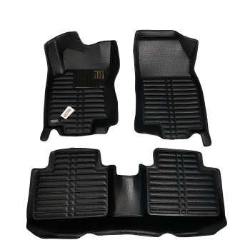 کفپوش سه بعدی خودرو اس ای سی جی مدل PM مناسب برای رنو کولیوس