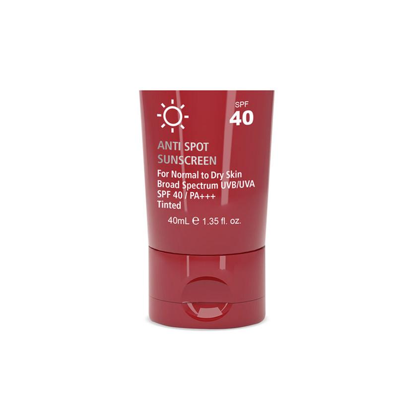 کرم ضد آفتاب و ضد لک رنگی لافارر مدل Normal To Dry Medium حجم 40 میلی لیتر