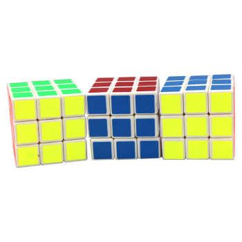مکعب روبیک کد 2179 بسته سه عددی