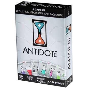 بازی فکری مدل Antidote