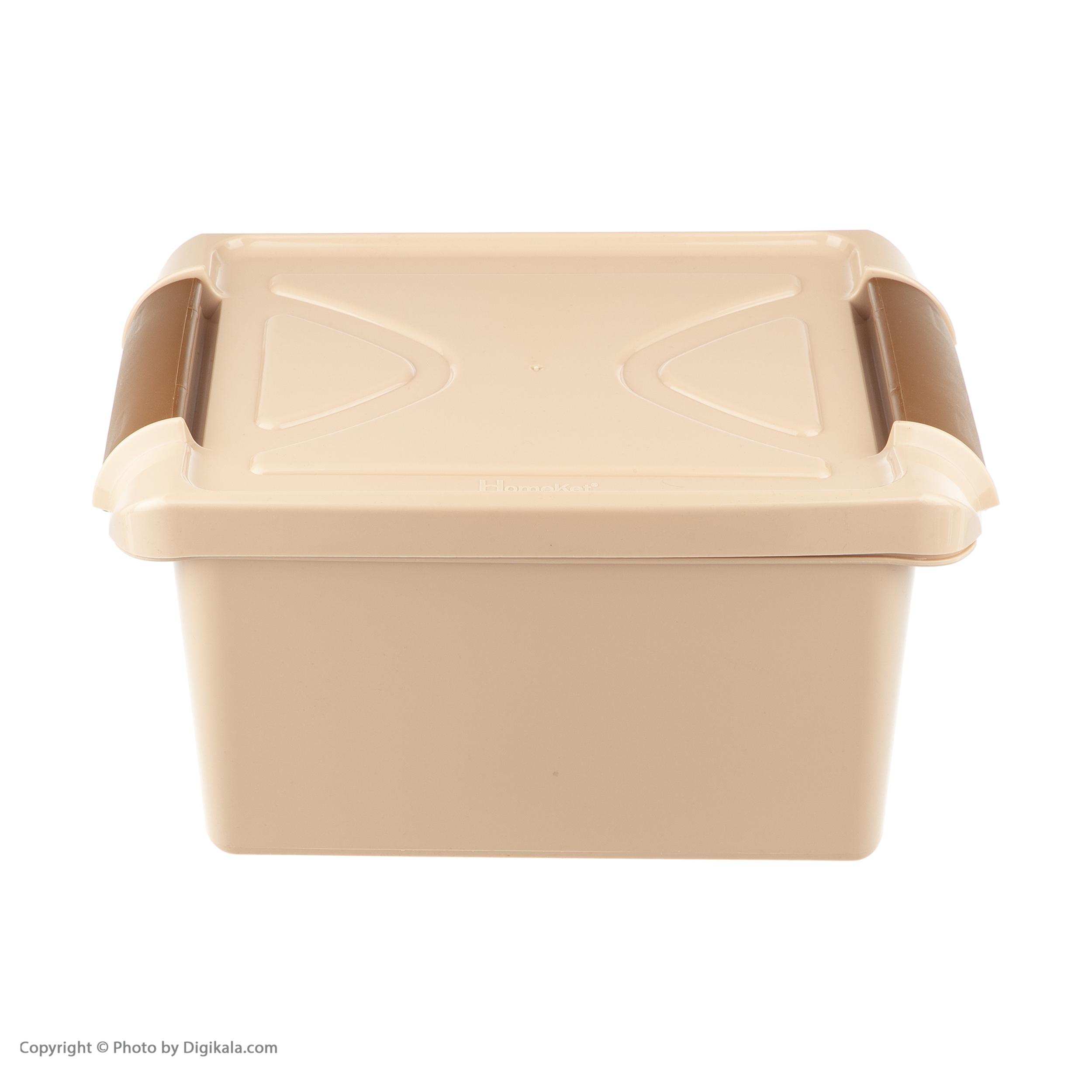 ظرف نان هوم کت مدل Lock03 main 1 1