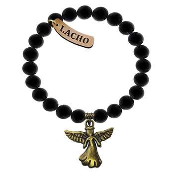 دستبند زنانه لاچو طرح فرشته کد FE-02