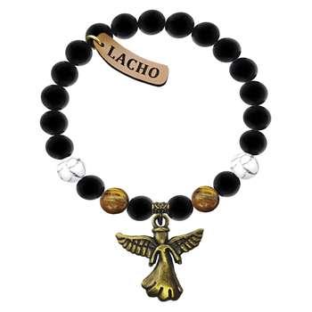 دستبند زنانه لاچو طرح فرشته کد FE-06