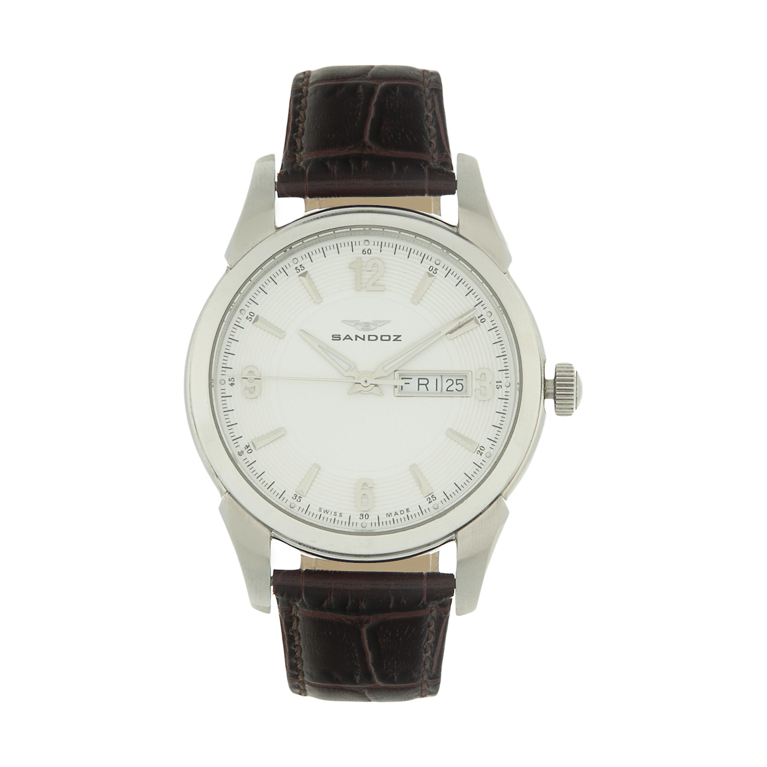 ساعت مچی عقربه ای مردانه ساندوز مدل 72595-05