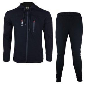 ست گرمکن و شلوار ورزشی مردانه مدل R-BL01