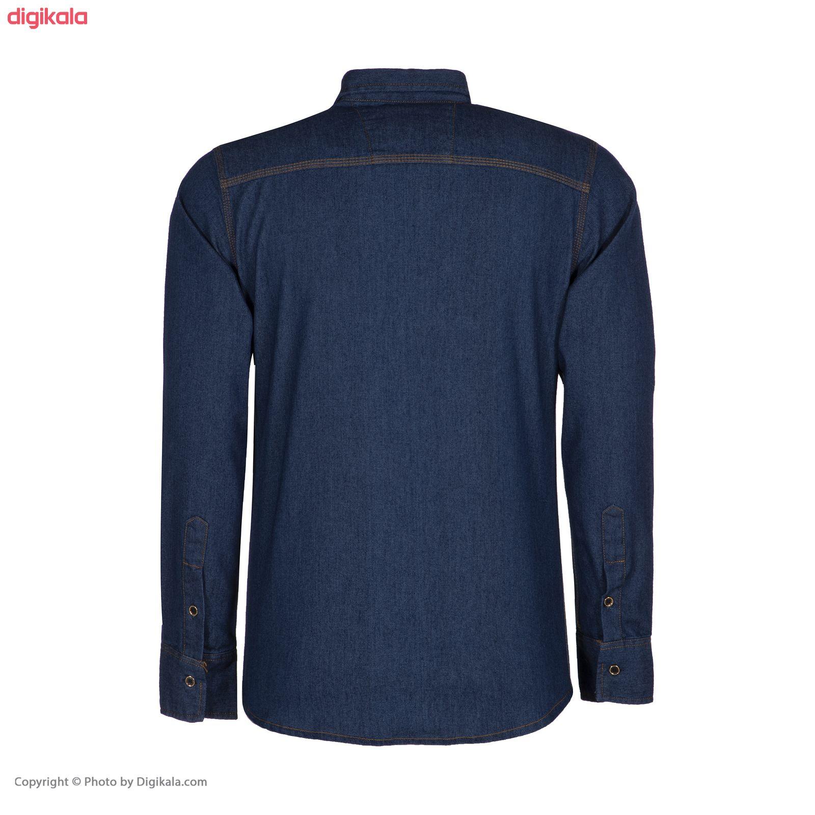 پیراهن مردانه کد M02273 main 1 2