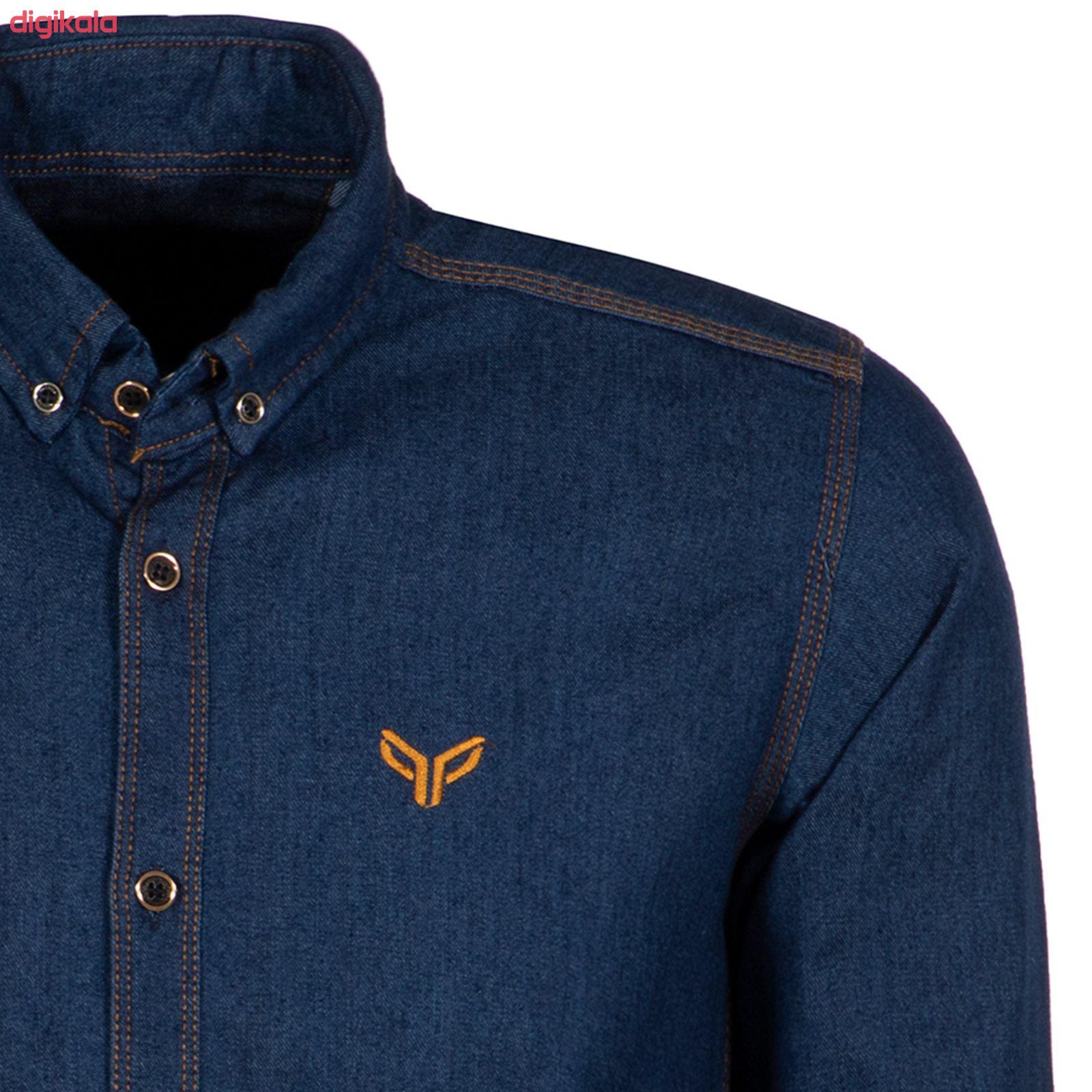 پیراهن مردانه کد M02273 main 1 3