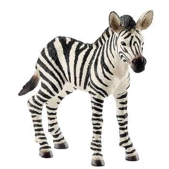 فیگور حیوانات مدل Zebra Foal