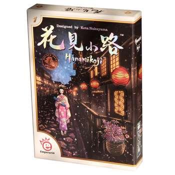 بازی فکری مدل Hanamikoji