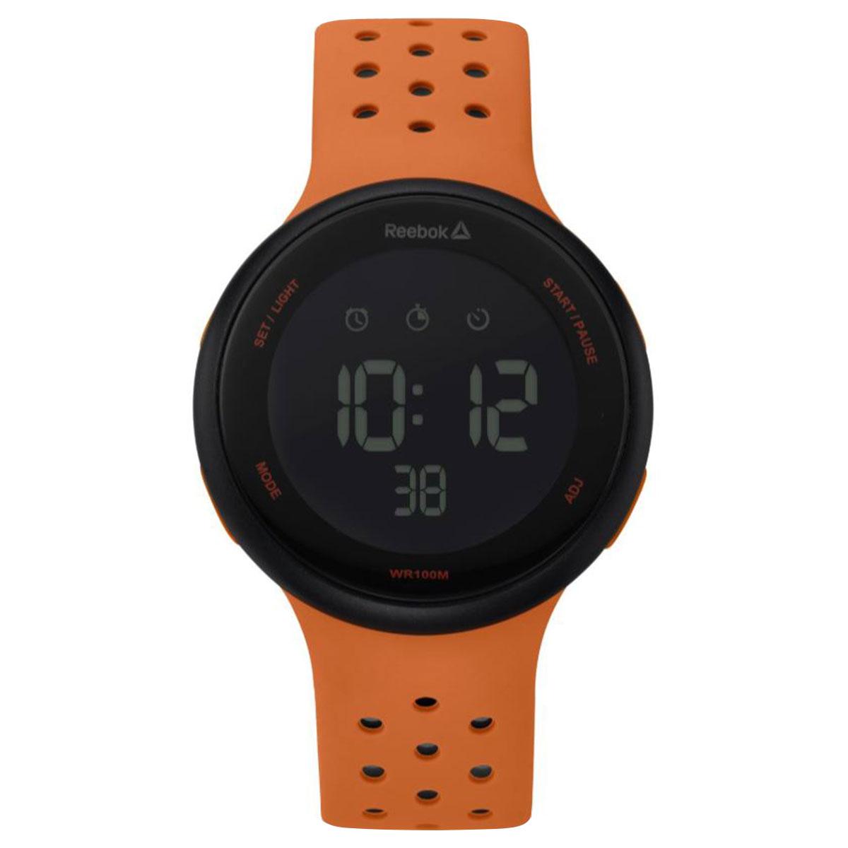 کد تخفیف                                      ساعت مچی دیجیتال مردانه ریباک مدل RD-ELE-G9-PBIO-BO