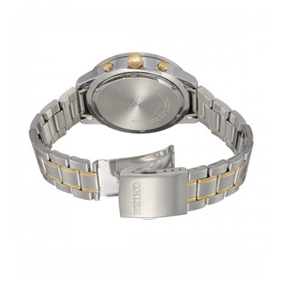 ساعت مچی عقربه ای مردانه سیکو مدل SKS589P1