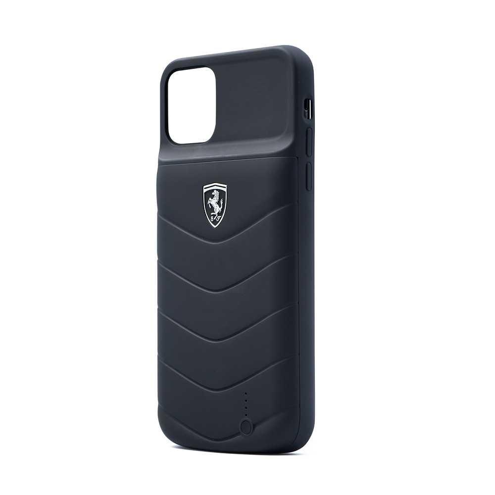 کاور شارژ سی جی موبایل طرح Ferrari ظرفیت 4000 میلی آمپر مناسب برای گوشی موبایل اپل iPhone 11 Pro Max