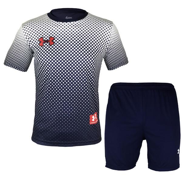 ست پیراهن و شورت ورزشی مردانه کد U-WBU